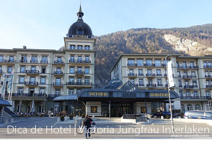 victoria jungfrau interlaken - Dica de Hotel | Victoria Jungfrau Grand Hotel & Spa em Interlaken