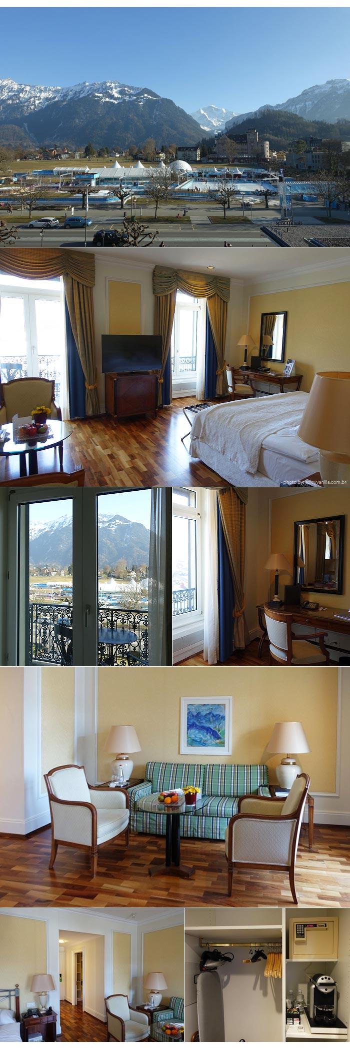victoria jungfrau suite - Dica de Hotel | Victoria Jungfrau Grand Hotel & Spa em Interlaken