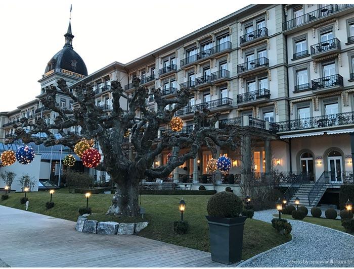 victoria jungfrau - Dica de Hotel | Victoria Jungfrau Grand Hotel & Spa em Interlaken