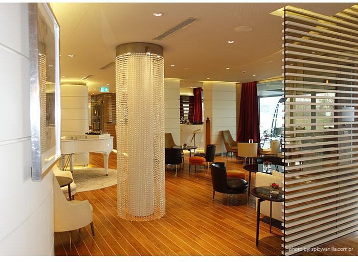 bar the view lugano - Dica de Hotel | The View Lugano, um 5 estrelas romantico e espetacular na Suíça