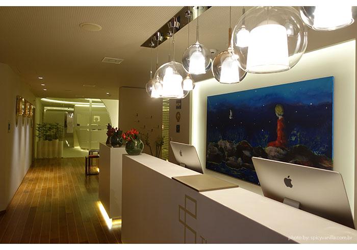 entrada spa the view lugano - Dica de Hotel | The View Lugano, um 5 estrelas romantico e espetacular na Suíça