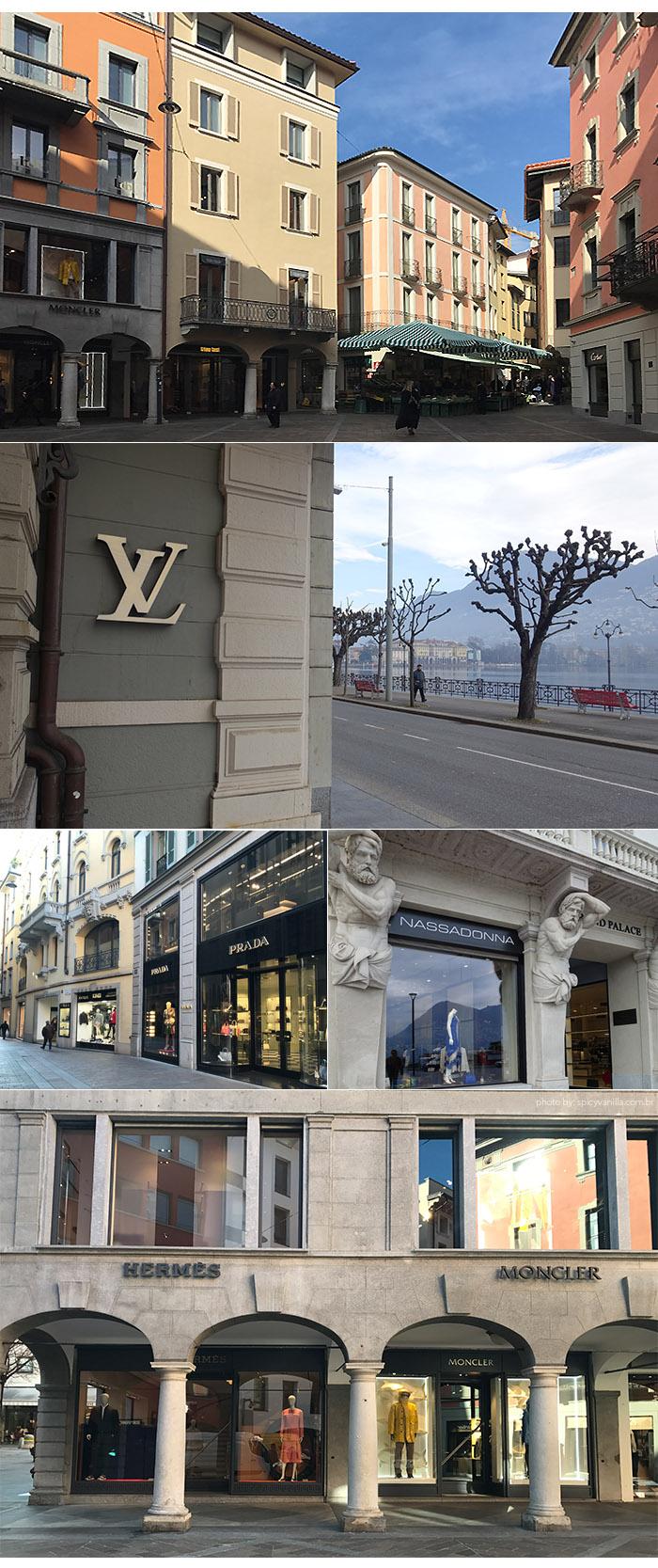 lojas via nassa lugano - Lugano | Onde ficar e o que fazer na cidade