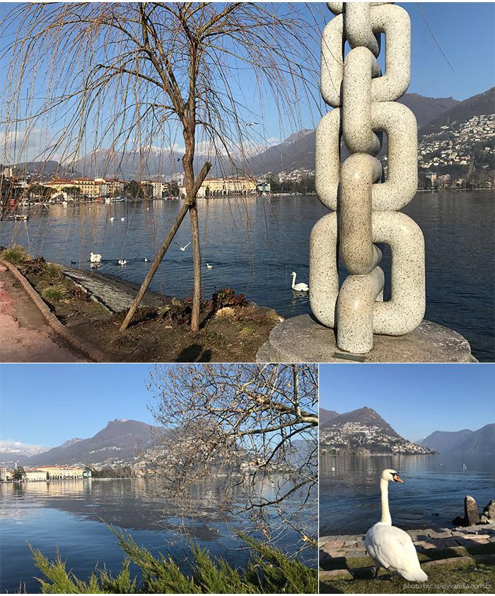 lugano lungolago - Lugano | Onde ficar e o que fazer na cidade