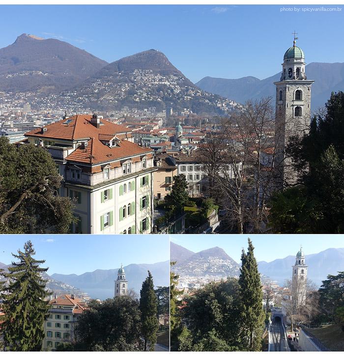 vista lugano - Lugano | Onde ficar e o que fazer na cidade