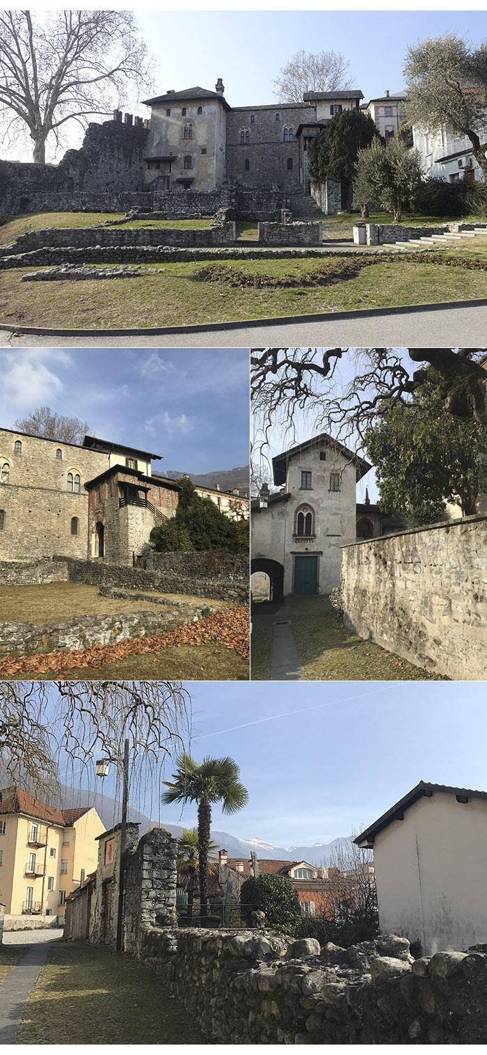 Visconteo Castle - Locarno e Ascona, mais um pedacinho da Suíça Italiana
