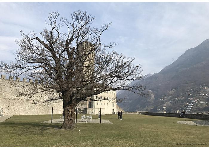 bellinzona - Suíça | Os castelos de Bellinzona e a viagem até Chur (Coira)