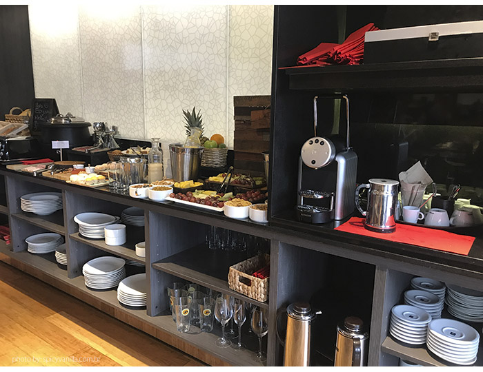 ladera hotel breakfast 1 - Dica de Hotel | Ladera Hotel Santiago do Chile