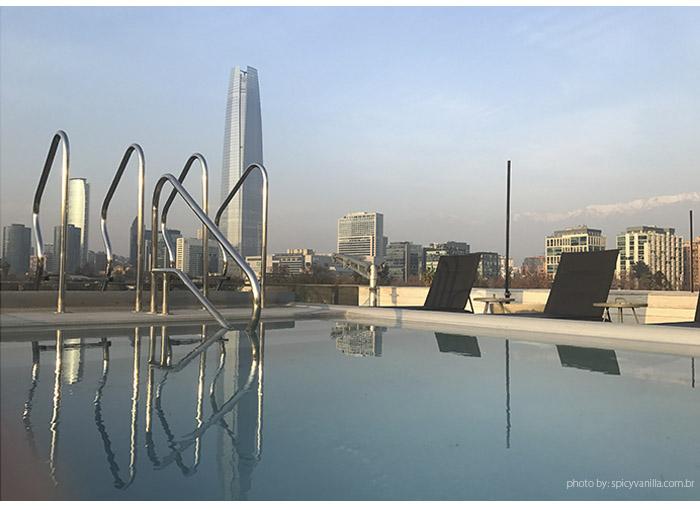 ladera hotel piscina 1 - Dica de Hotel | Ladera Hotel Santiago do Chile