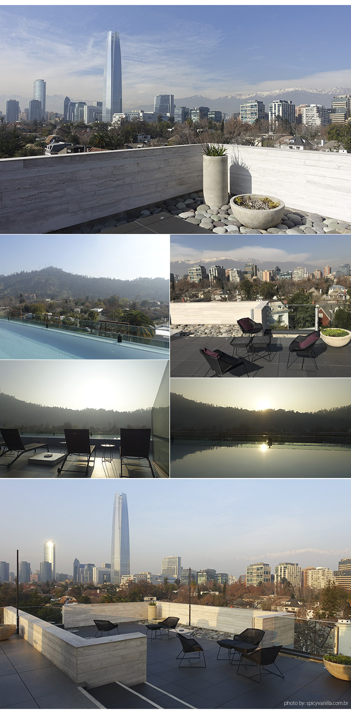 ladera hotel vista 360 graus 1 - Dica de Hotel | Ladera Hotel Santiago do Chile