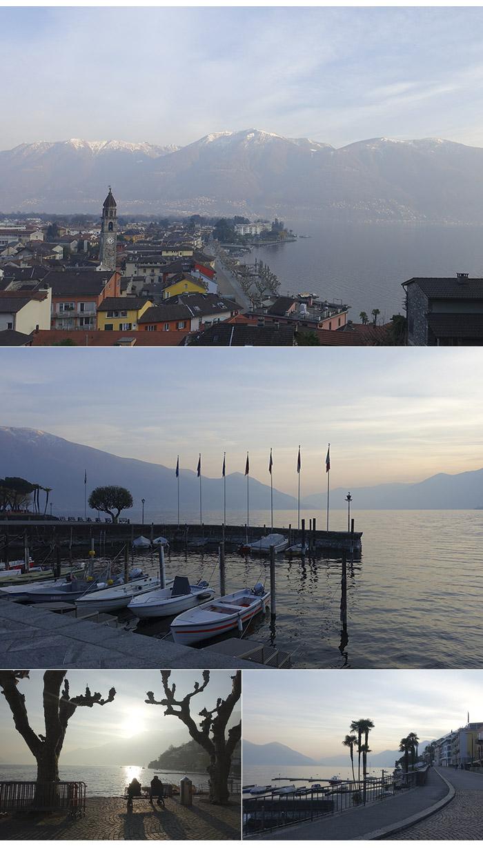 lago ascona - Locarno e Ascona, mais um pedacinho da Suíça Italiana