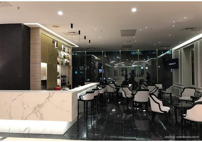 HOtel nh bar 1 - Dica de Hotel | Chile - Dica de Hotel | Chile - NH Collection Plaza Santiago