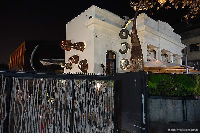 aqui esta coco chile - TOP 6 | Os melhores restaurantes de Santiago do Chile