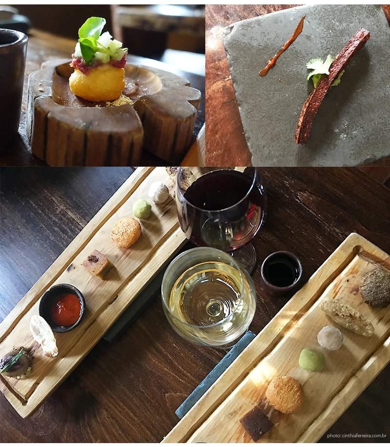 entrada peumayen santiago 1 - TOP 6 | Os melhores restaurantes de Santiago do Chile