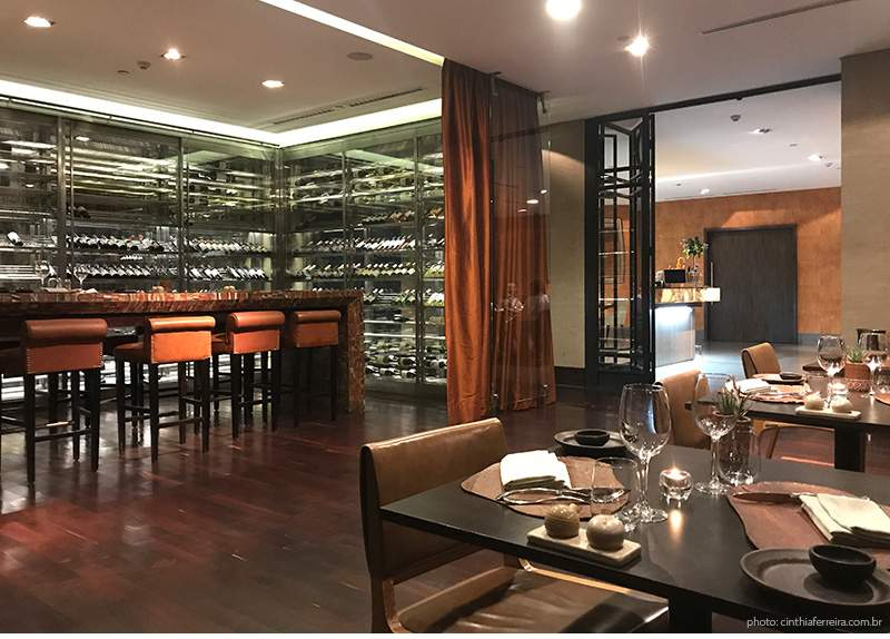 estro chile ritz - TOP 6 | Os melhores restaurantes de Santiago do Chile