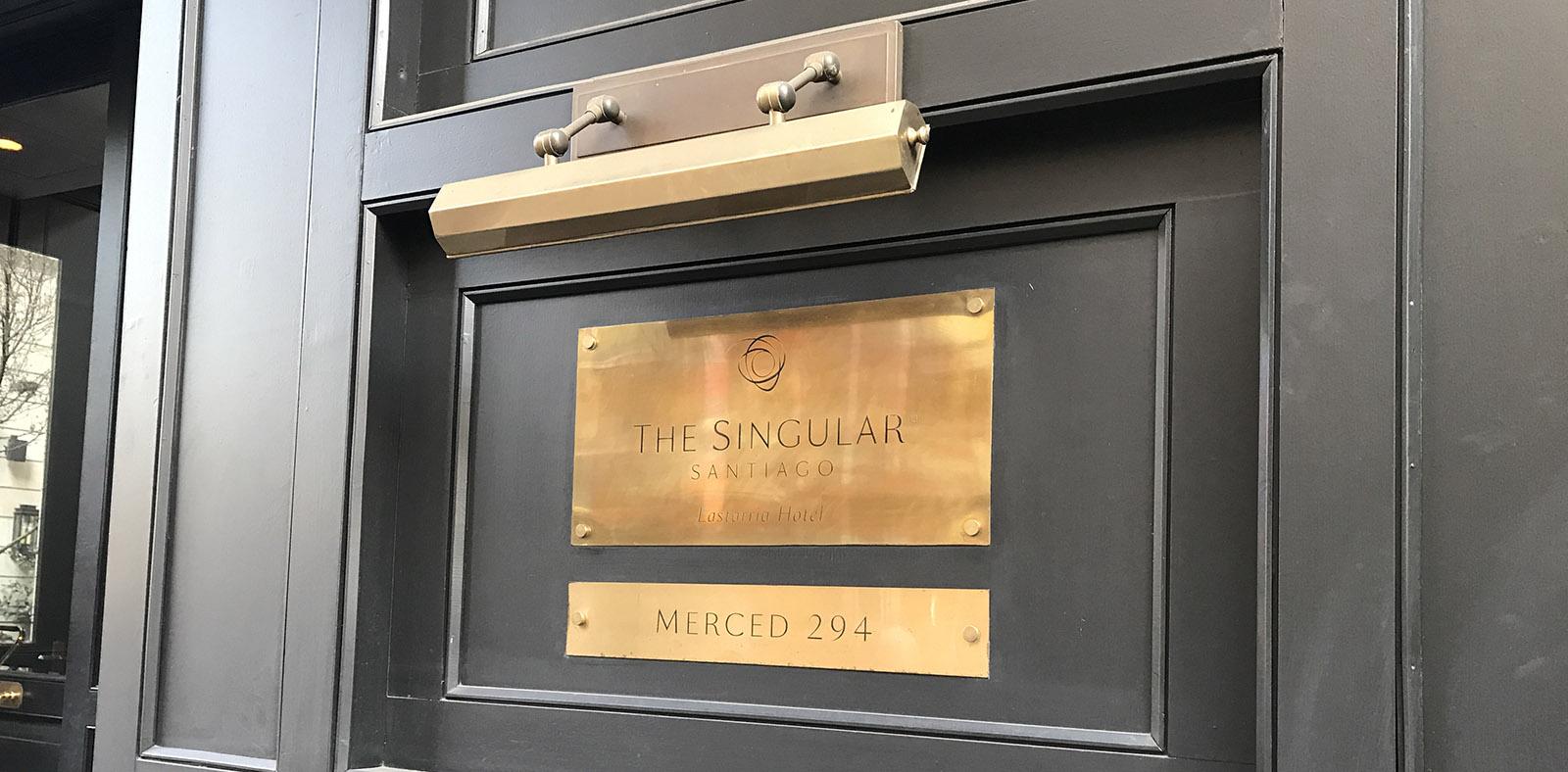 The Singular Hotel Lastarria | Luxo e conforto 5 estrelas em Santiago do Chile