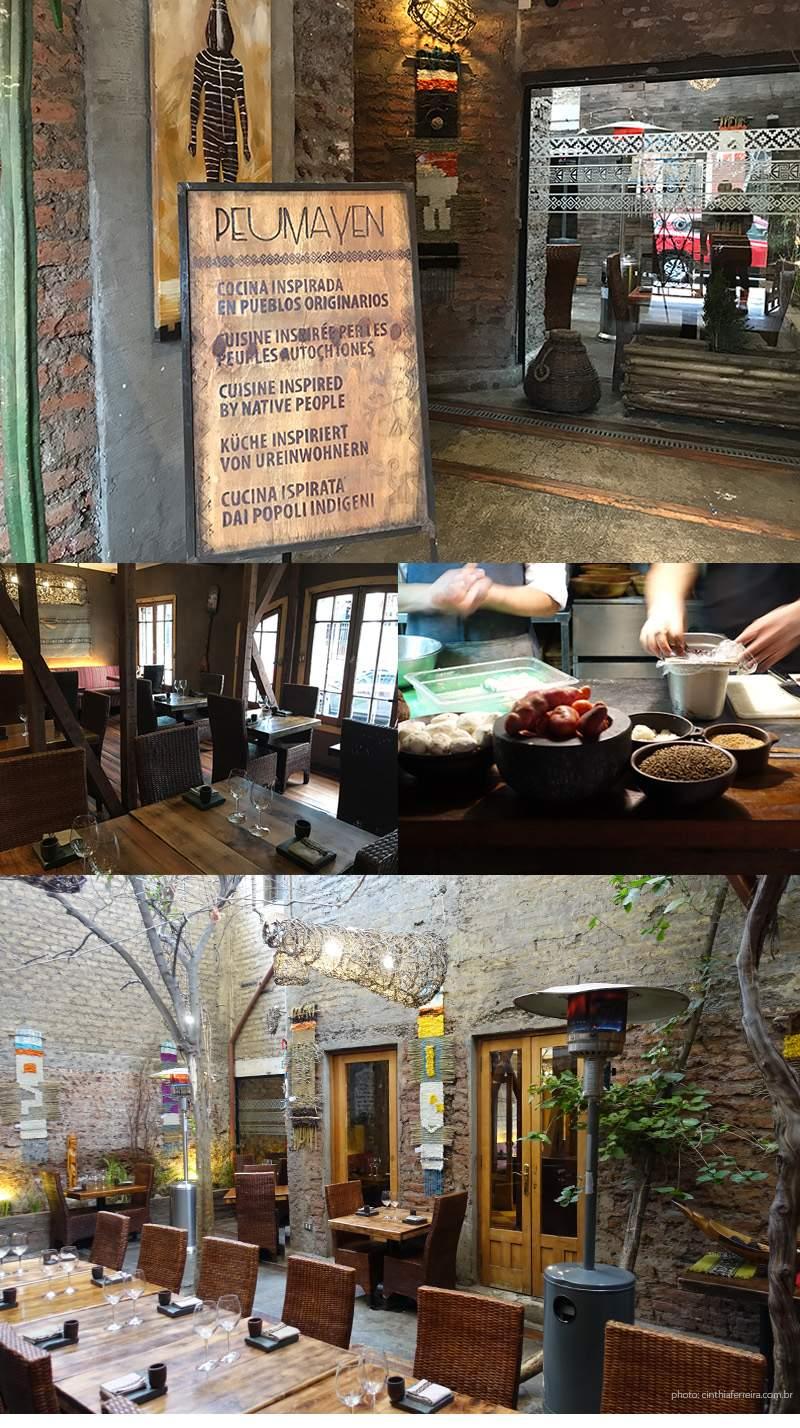 peumayen santiago - TOP 6 | Os melhores restaurantes de Santiago do Chile
