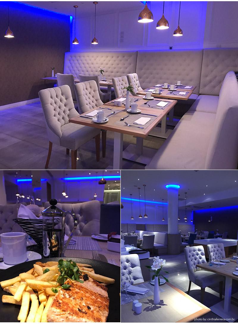 restaurante nh santiago - Dica de Hotel | Chile - Dica de Hotel | Chile - NH Collection Plaza Santiago