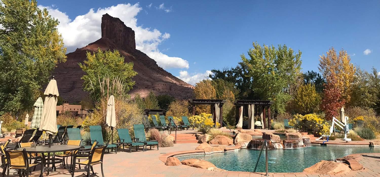Colorado's Gateway Canyons Resort, um hotel espetacular na divisa com Utah