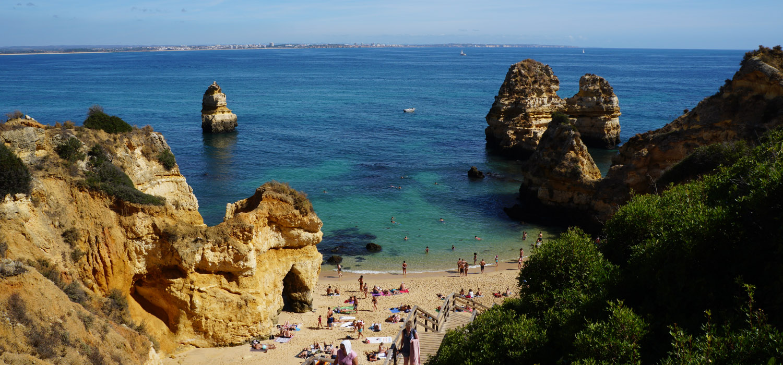 Algarve, o paraíso em Portugal | Lagos, Albufeiras, Sagres… #SpicyVanillaemPortugal